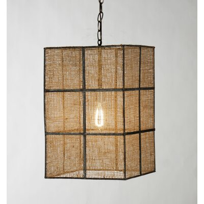 Rothsville 1-Light Foyer Pendant