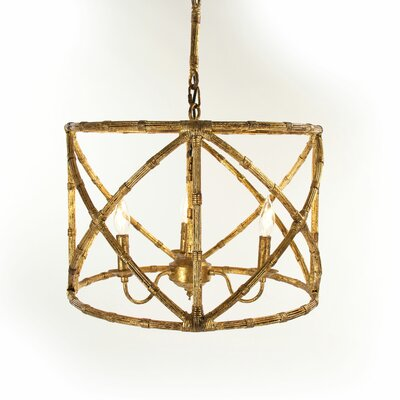 Addre Hanging Head Foyer Pendant