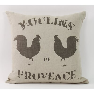French LinenThrow Pillow