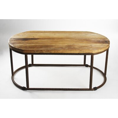 Buy Low Price Zentique Inc Rustique Vintage Coffee Table Xwk1078 Coffee Table Bargain