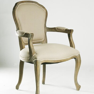 Gaul Fabric Arm Chair