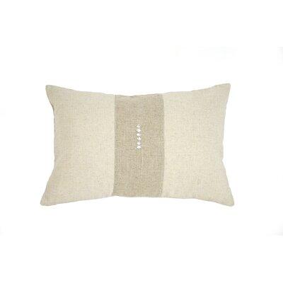 Linen Lumbar Pillow