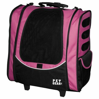 I-GO2 Escort Pet Carrier Color: Pink