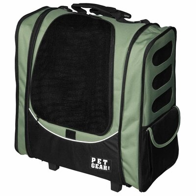 I-GO2 Escort Pet Carrier Color: Sage