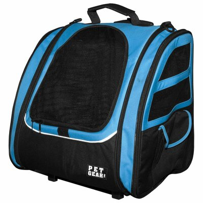 I-GO2 Traveler Pet Carrier Color: Ocean Blue