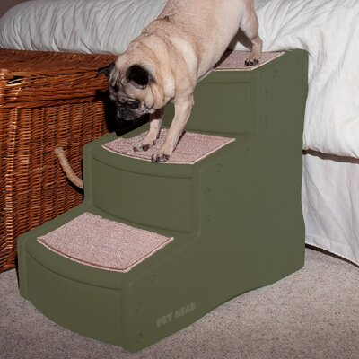 Easy Step Soft Pet Stair Color: Sage