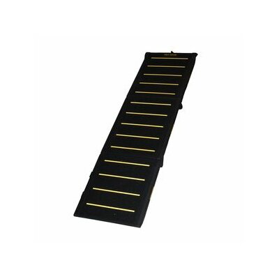 Tri-Fold Reflective Extra Wide Pet Ramp