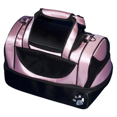 Pet Gear Aviator Bag Pet Carrier in Crystal Pink - Size: Large at Sears.com