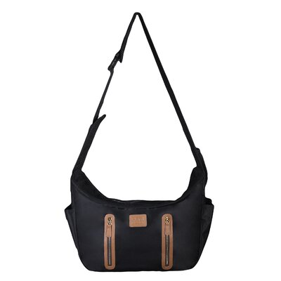 RR Sling Pet Carrier Color: Black