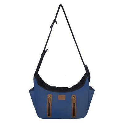 RR Sling Pet Carrier Color: Navy