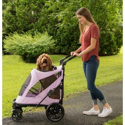 Excursion Standard Stroller Color: Lilak