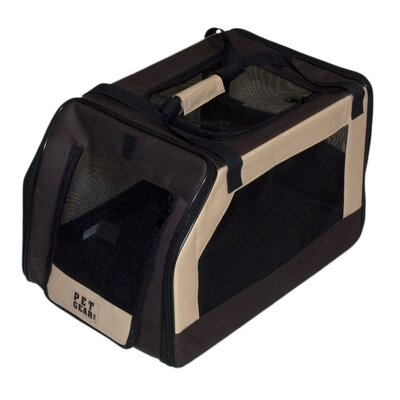 All-in-One and Car Seat Pet Carrier Color: Sahara