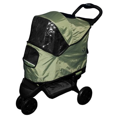 Weather Cover for Special Edition Pet Stroller Color: Sage