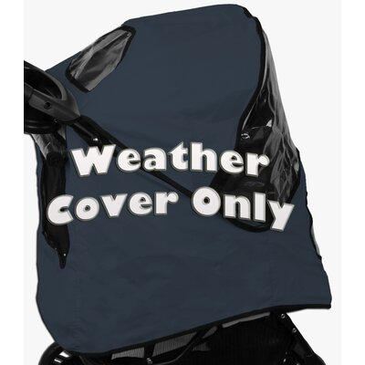 Pet Gear Pet Stroller Weather Cover for AT3 Generation 2 Pet Stroller Color: Blue Sky