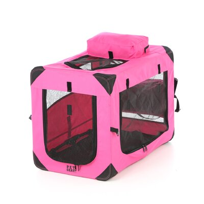 Home n Go Generation II Deluxe Portable Soft Small Pet Crate