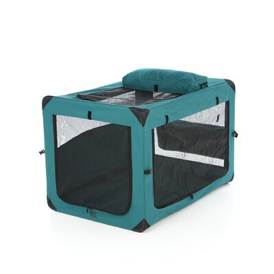 Home n Go Generation II Deluxe Portable Soft Large Pet Crate