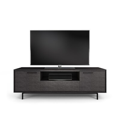Signal Tall TV Stand Finish: Graphite