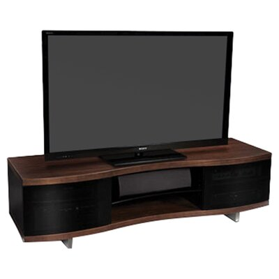 Ola Triple Wide 69 TV Stand Color: Chocolate Walnut