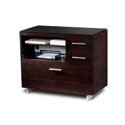 Sequel 3-Drawer File Finish: Espresso Stained Oak Product Image 1486