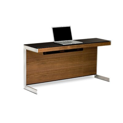 "Sequel 29"" H X 60"" W Desk Return Finish: Walnut"