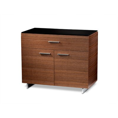 Sequel 1-Drawer Storage File Finish: Natural Walnut Product Image 191