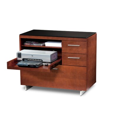 Sequel 3-Drawer File Finish: Natural Stained Cherry Product Image 109