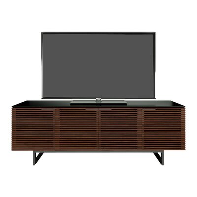 Corridor 79 TV Stand Color: Walnut