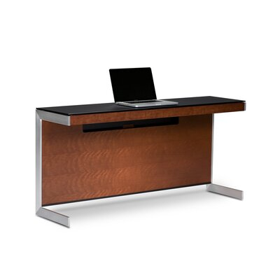 "Sequel 29"" H X 60"" W Desk Return Finish: Cherry"