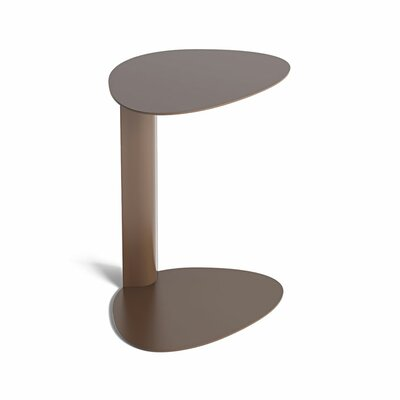 Bink Mobile Media Side Table Finish: Cocoa