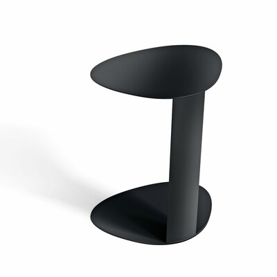 Bink Mobile Media End Table Color: Pepper