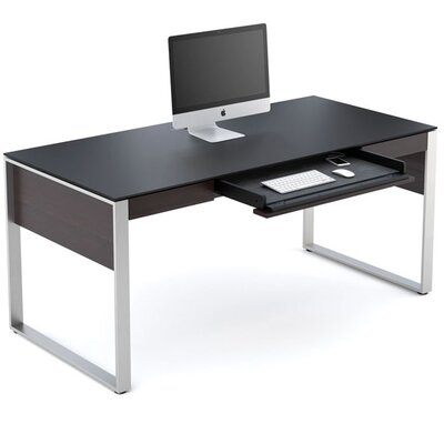 Sequel Executive Desk Finish: Espresso Stained Oak Product Picture 456