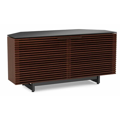 Corridor 50 TV Stand Color: Chocolate Stained Walnut