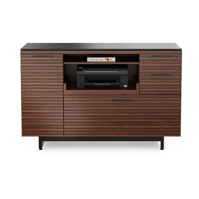 Corridor 48 TV Stand Color: Chocolate Stained Walnut