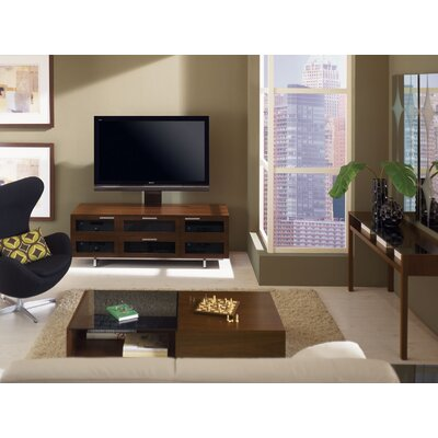 Cheap BDI USA Avion II 65″ TV Stand in Chocolate Stained Walnut (BDI1270)
