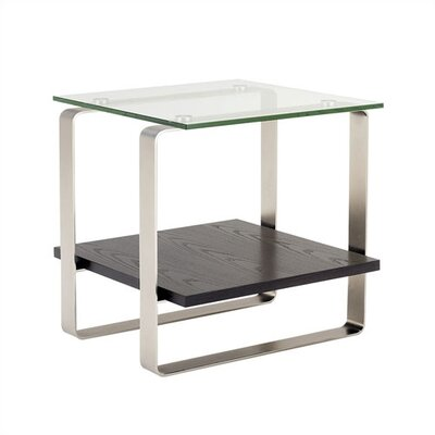 Cheap BDI USA Stream End Table in Espresso (BDI1076)