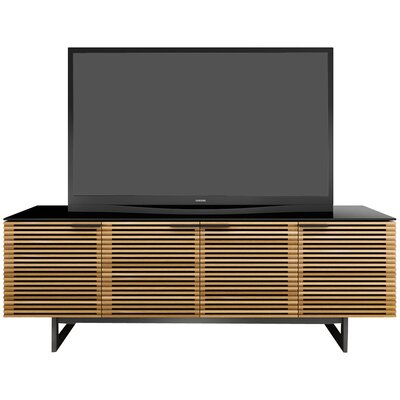 Corridor 79 TV Stand Color: Natural White Oak