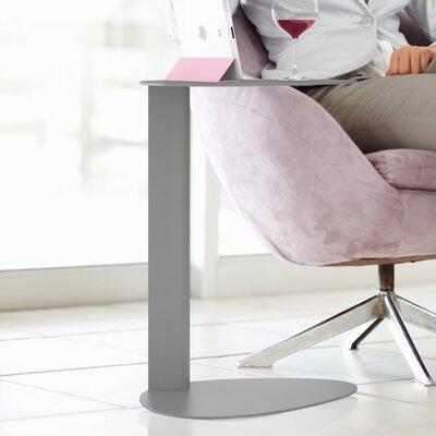 Bink Mobile Media End Table Color: Earl