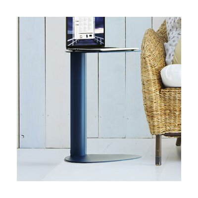 Bink Mobile Media Side Table Finish: Berry