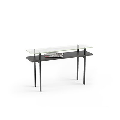 Terrace - Console Table Color: Charcoal