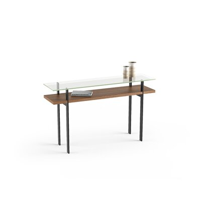 Terrace - Console Table Color: Natural Walnut