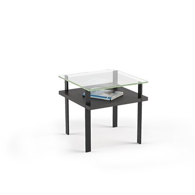 Terrace - End Table Color: Charcoal