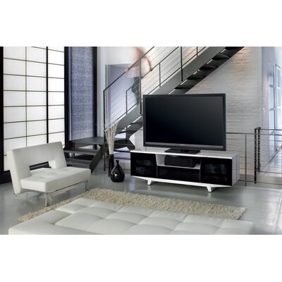 Cheap BDI USA Marina 73″ TV Stand in Gloss White (BDI1235)