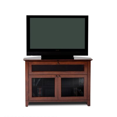 Cheap BDI USA Novia Corner 45″ TV Stand in Cocoa Stained Cherry (BDI1248)