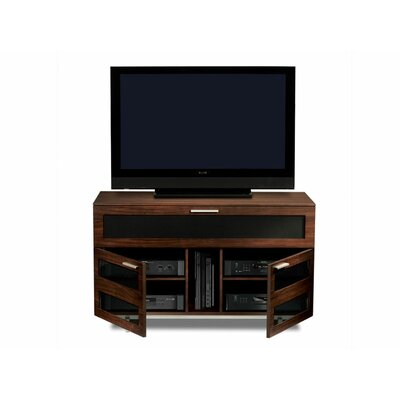 Cheap BDI USA Avion II 48″ TV Stand in Chocolate Stained Walnut (BDI1282)