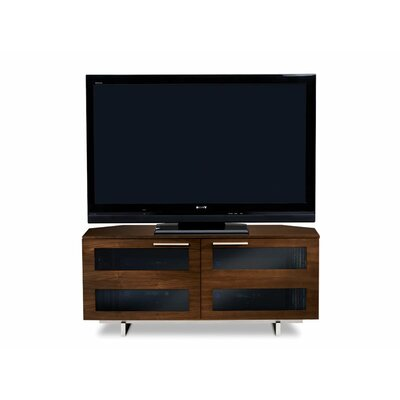 Avion II 50 TV Stand Color: Chocolate Stained Walnut