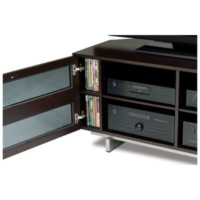 Avion II 50 TV Stand Color: Espresso Stained Oak