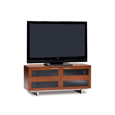 Avion II 50 TV Stand Color: Natural Stained Cherry