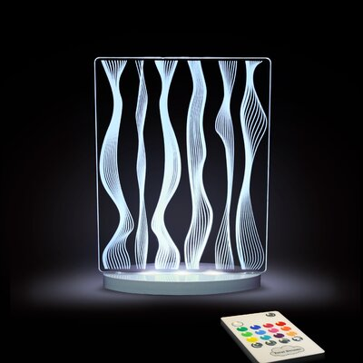 Deco Waves LED Night Light