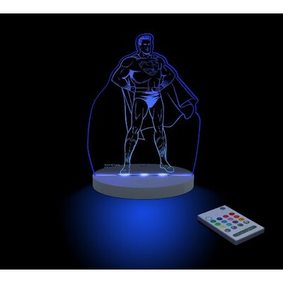 Superman LED Night Light