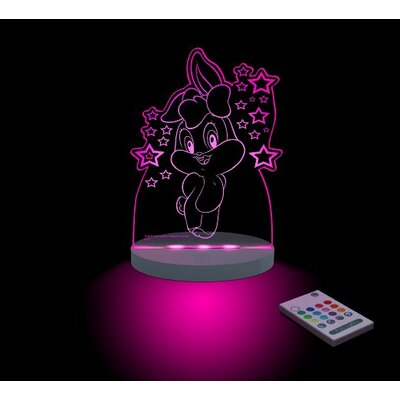 Looney Tunes Baby Lola Bunny Night Light